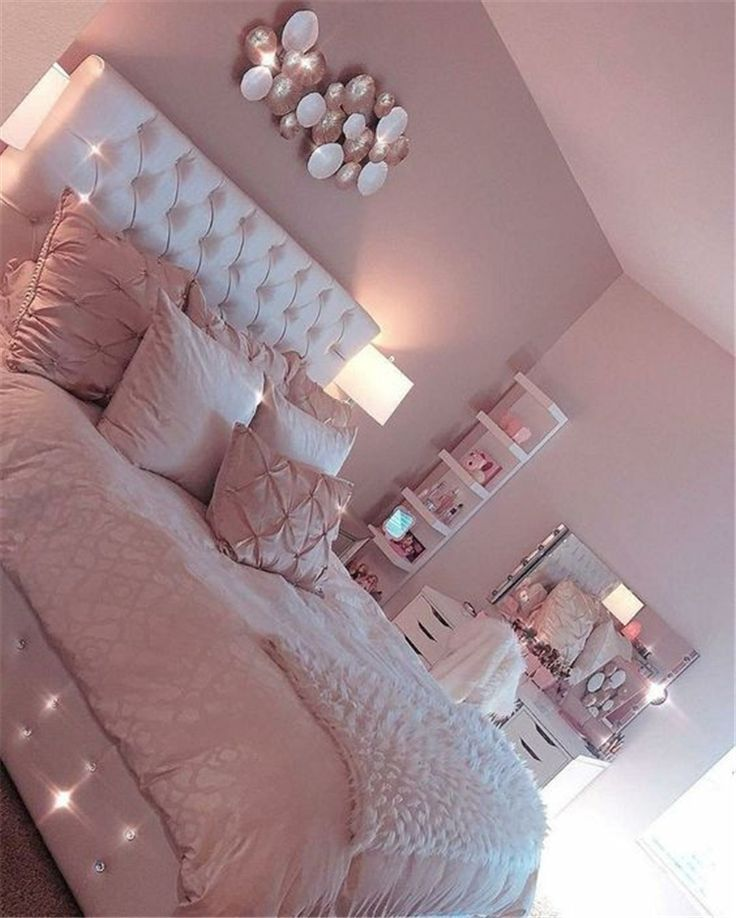 35 Best DIY Pink Living Room Decor Ideas For Teens Girls – Page 13 – Chic Cu...