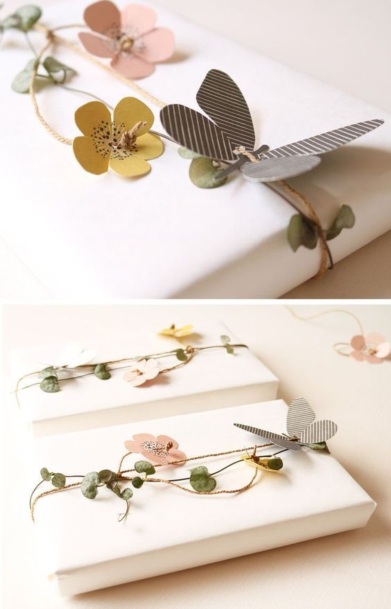 fields of joy | 20 easy pop-out butterflies and flowers | design: jurianne matte...