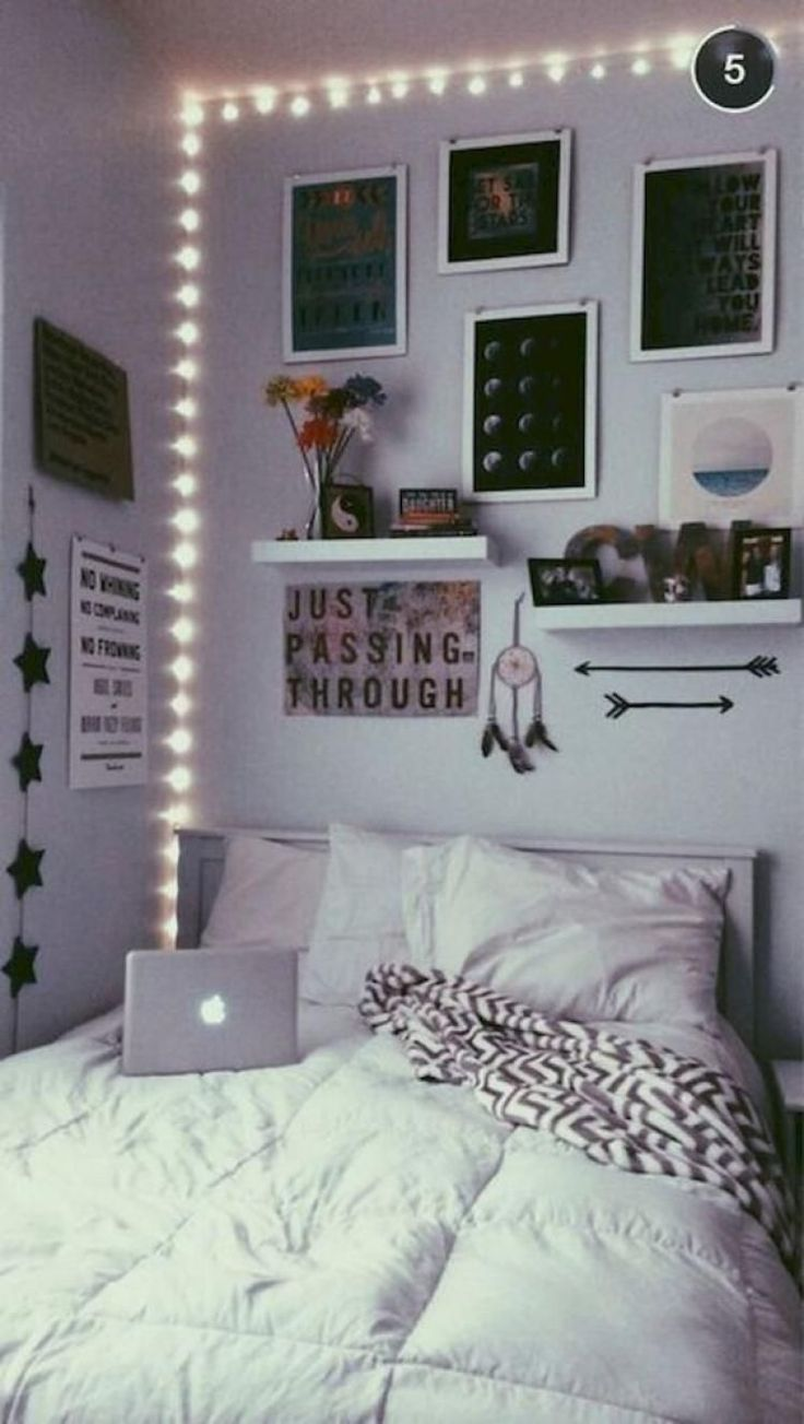 30+ Awesome Minimalist Dorm Room Decor Inspirationen für ein Budget #awesome #b...