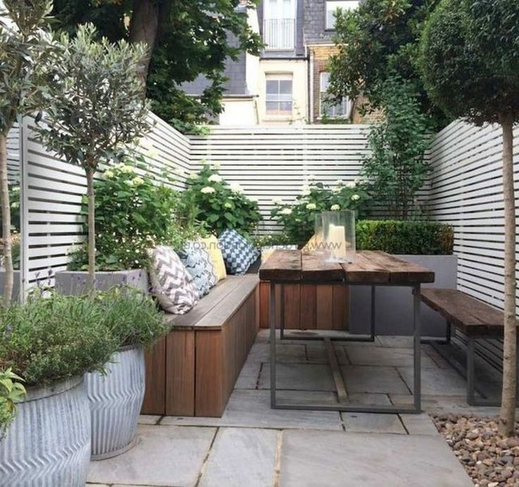 44+ Amazing Small Patio Ideas on A Budget - Page 3 of 45
