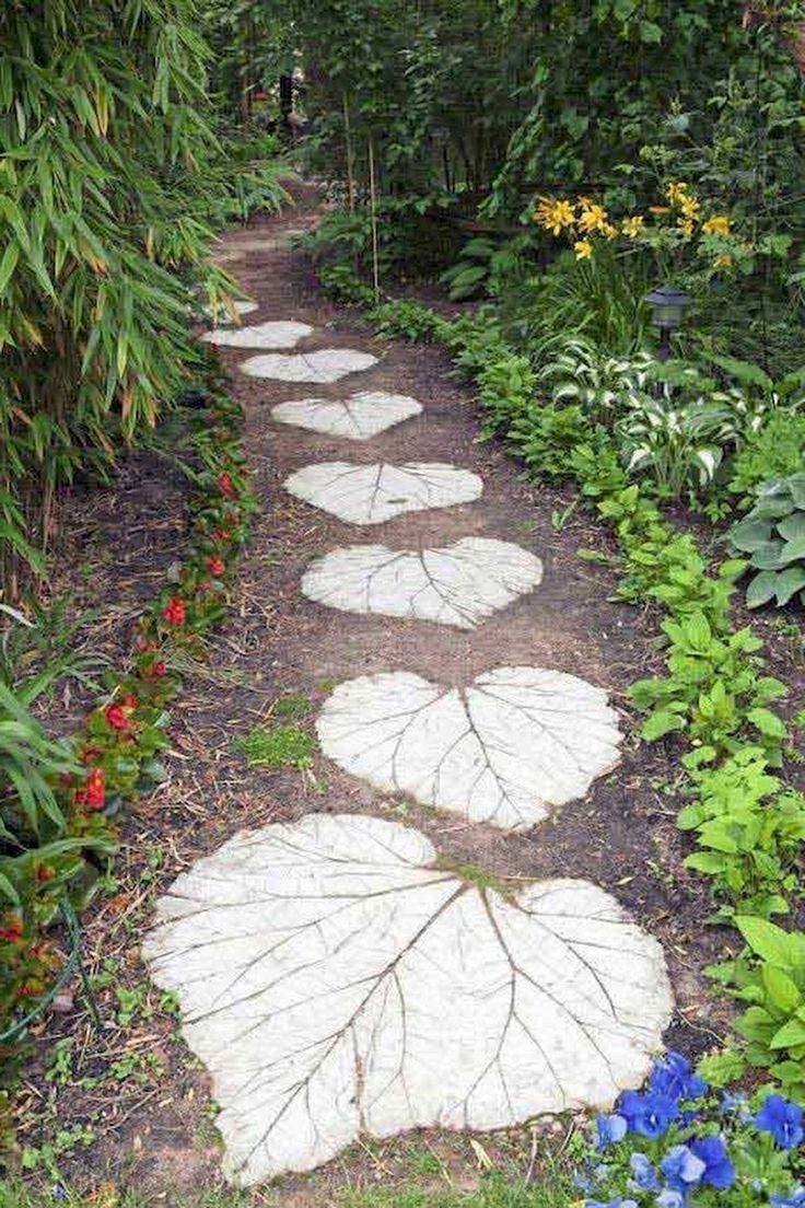 25+ Beauty Garden Paths And Walkways Ideas To Increase Your Garden Beauty #garde...