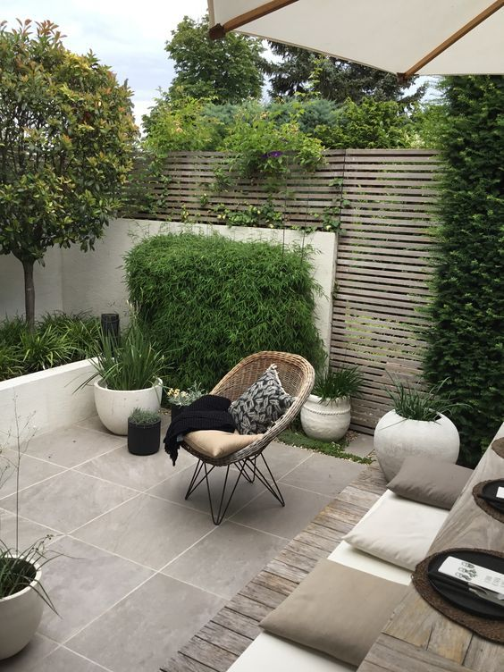 This weekend's DIY - Friendly Paving Patterns