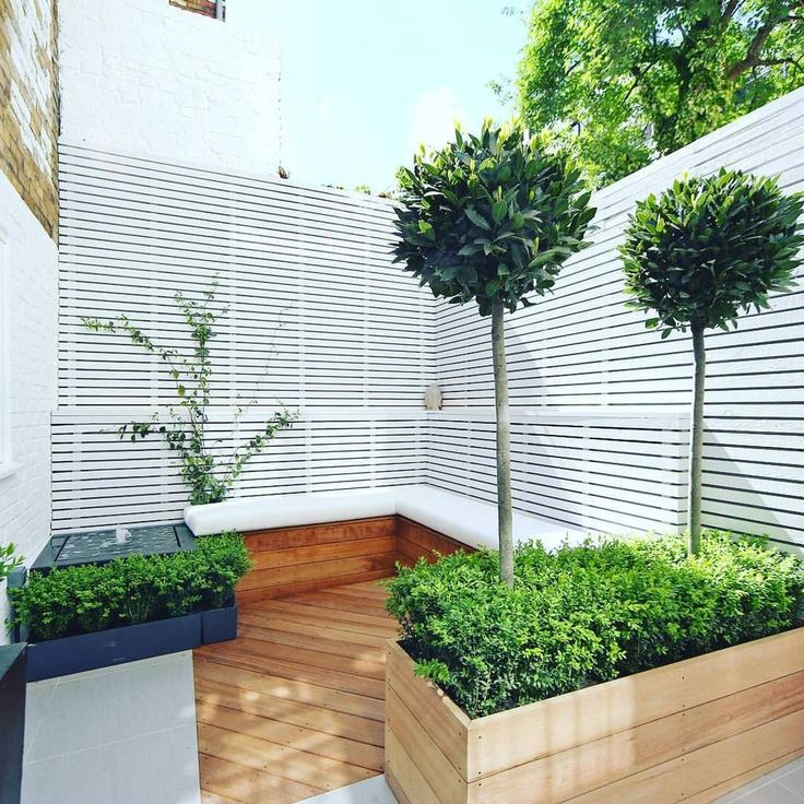 Cool 47 Lovely Small Courtyard Garden Design Ideas For Home.