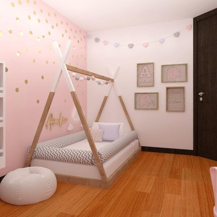 50 Inspiring Nursery Ideas for Your Baby Girl - Cute Designs You'll Love Get...