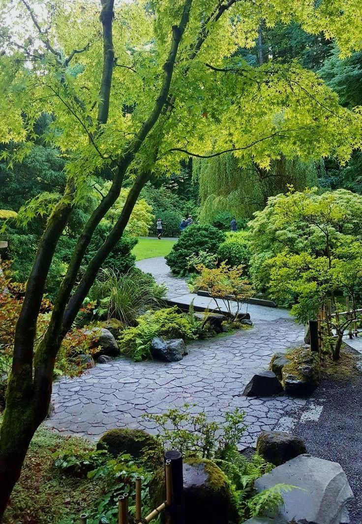 Photos from our visit of the Portland Japanese Garden and a few tips and general...