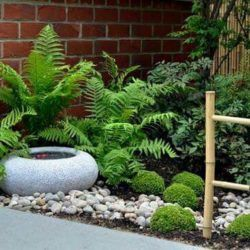 60+ Inspiring Small Japanese Garden Design Ideas - SeragiDecor.com