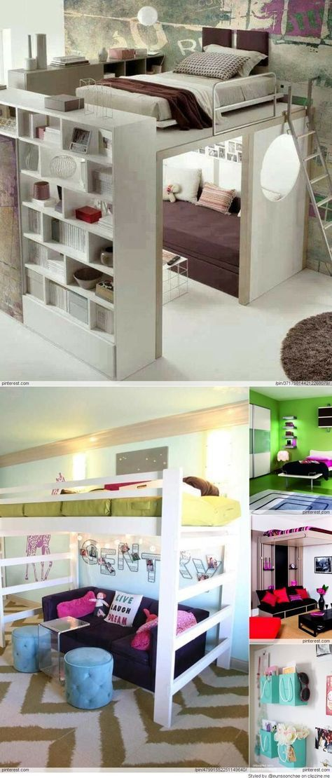 30 Dream Interior Design-Ideen für Teenager-Mädchen ,  #design #dream #ideen #...