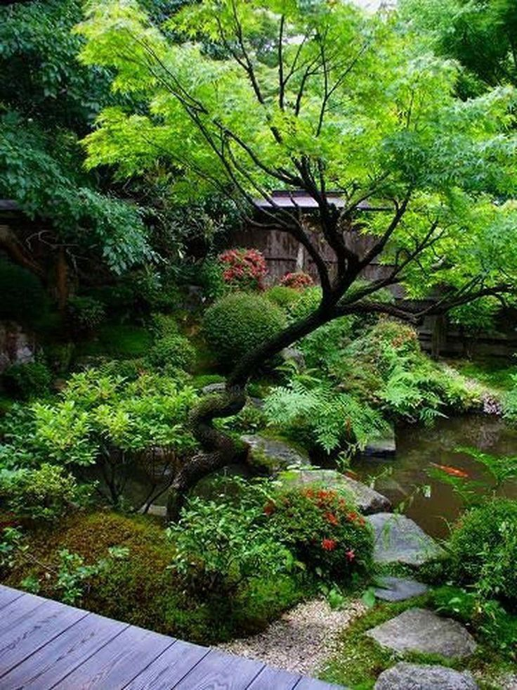 Peacefully Japanese Zen Gardens Landscape for Your Inspirations #japanesegardend...