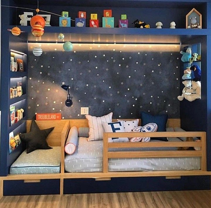 unglaublich  39+ Inspiring and Creative Baby Boy Room Ideas Nursery Ideas  #Baby...