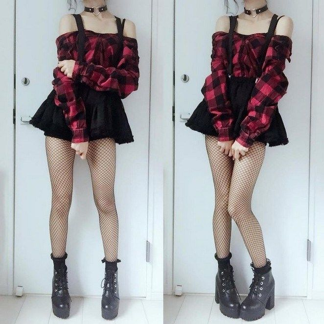 60+ Beautiful Grunge Outfit Ideas Try Out Now! #grungeoutfits #grungeoutfitideas...