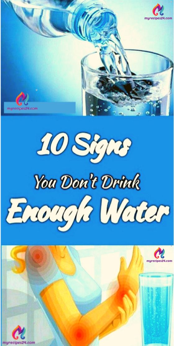 10 Signs You Are Not Drinking Enough Water !!! – Women Healthy Club
