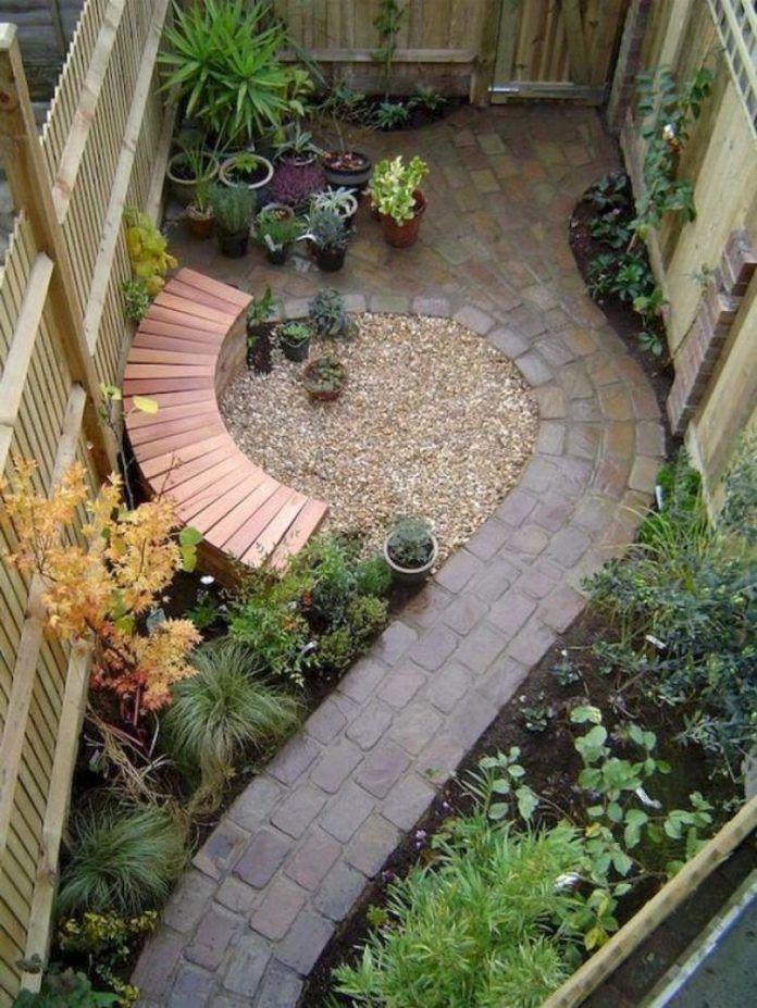 30+ Amazing Small Backyard Ideas On A Budget For Small Yards | Page 15 of 31