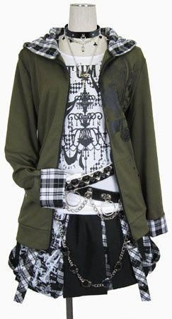 Visual Kei Punk look for the Anime Emo Punk Tech M... - #Anime #Emo #Kei #punk #...