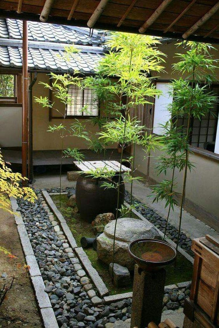Peacefully Japanese Zen Gardens Landscape for Your Inspirations #JapaneseGardenT...