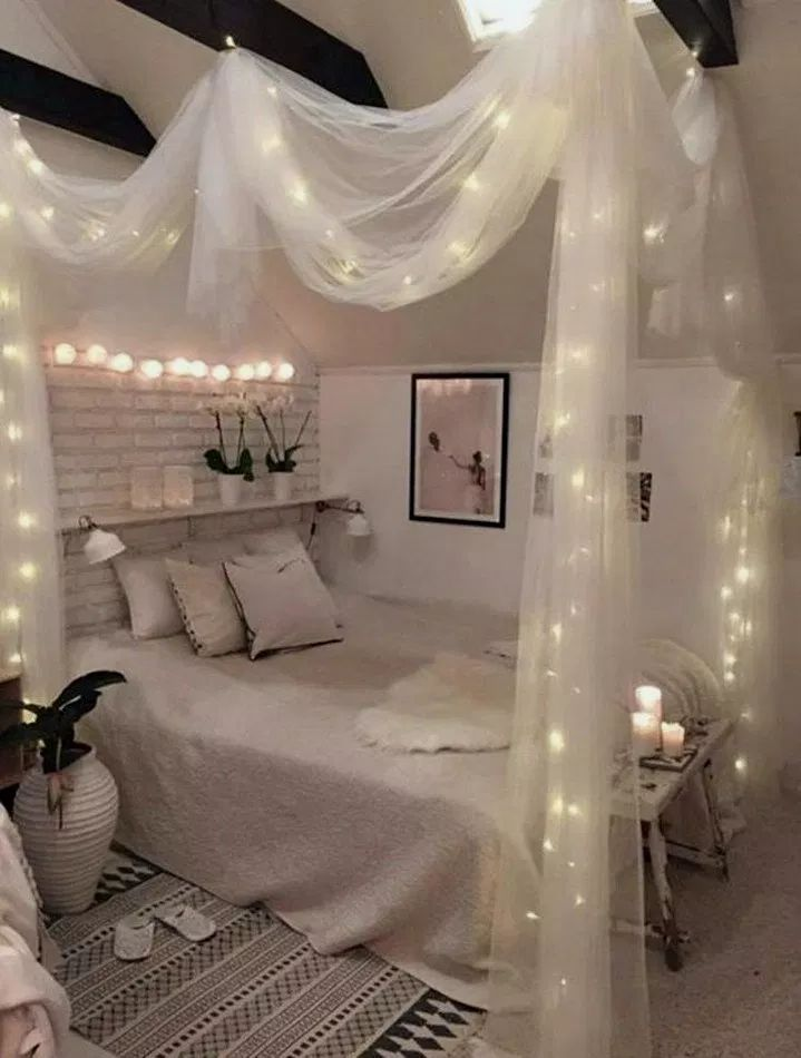39+ Creative DIY Decor Ideas For Bedroom #bedroomideas #bedroomdecor #bedroomdes...