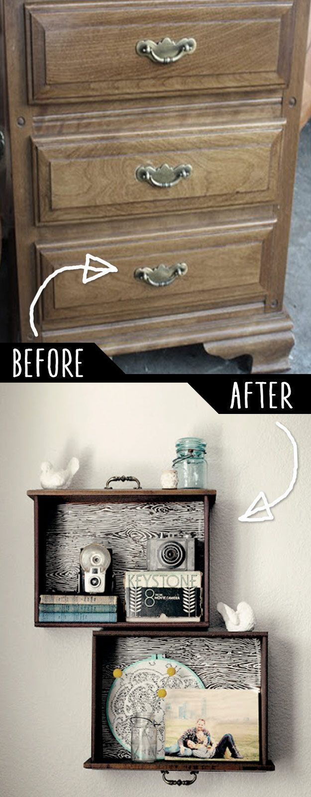 39 Clevere DIY-Möbel-Hacks - #Clevere #DIYMöbelHacks #forbedroom #clevere #diy...