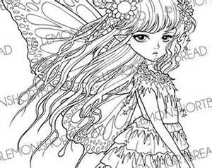 Goth Anime Girls Coloring Pages - Bing Images