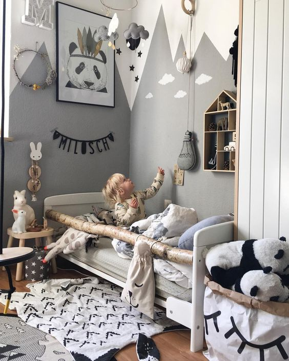 COLORFUL CREATIVE AND UNDENIABLY COOL KIDS ROOM  Page 6 of 67  Children's Ro...