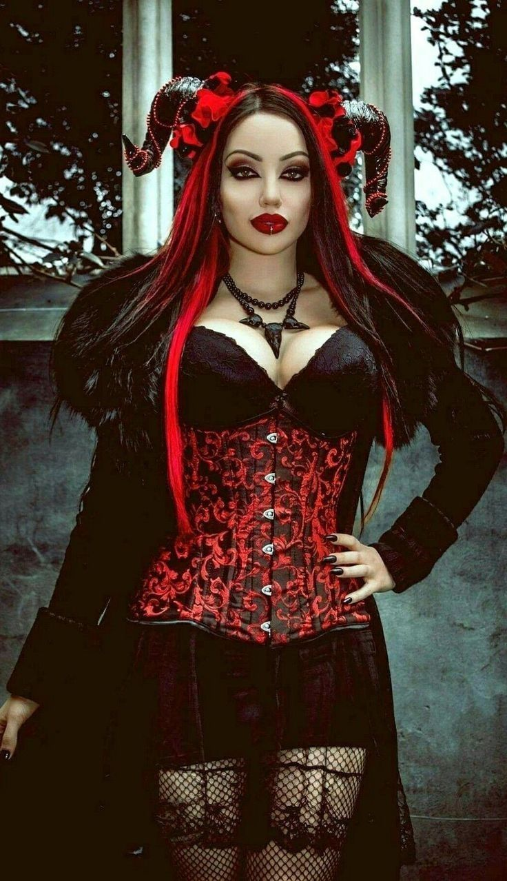 Gothic.  Do you desire to stand out from the crowd and allow your own individual...
