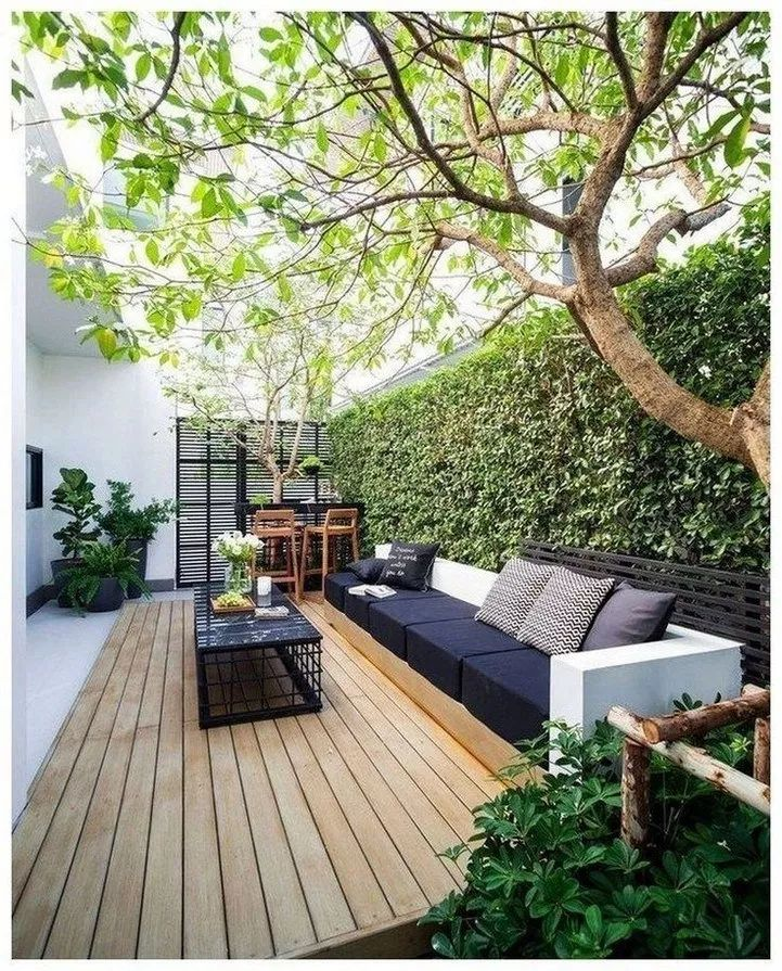 45 small garden design ideas this years 4 ~ Design And Decoration