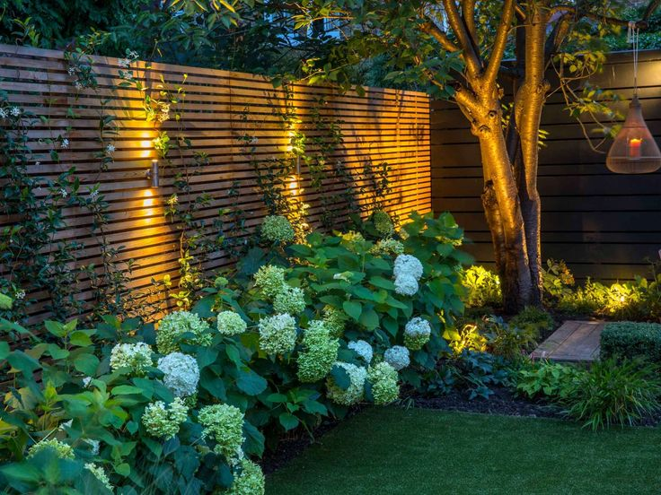 Evening Garden - Garden Club London