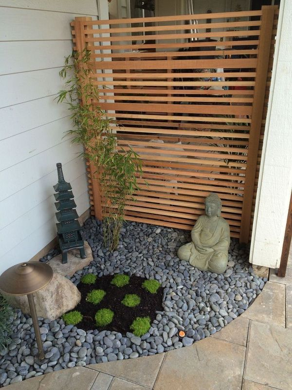 Small Japanese Courtyard Garden - #courtyard #Garden #Japanese #Small