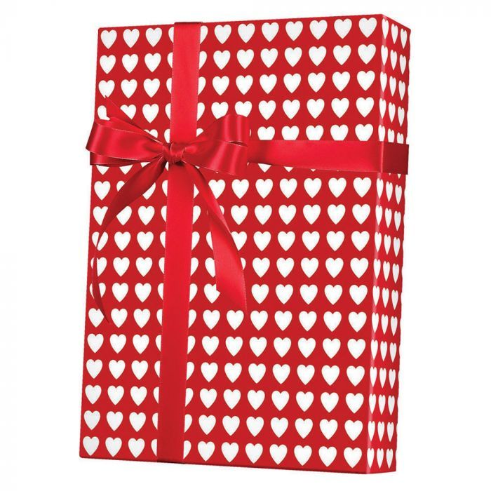 "24"" x 417' Valentines Gift Wrap Buy Online at Wholesale Price"