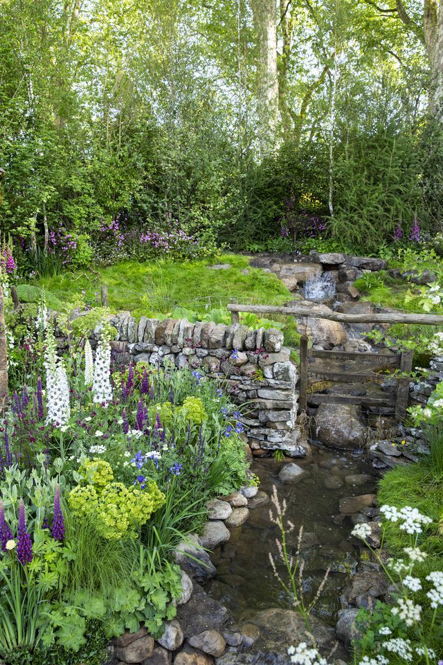 Welcome to Yorkshire garden designed by Mark Gregory, built by Landform Consulta...