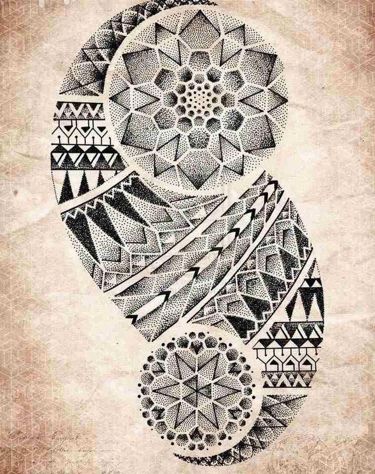 The Maori tattoo is revealed. Discover its meaning and history! ❖❖❖ #disco...