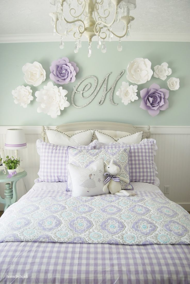 Girls Room Decor And Design Ideas, 27+ Colorfull Picture That Inspire You  #colo...