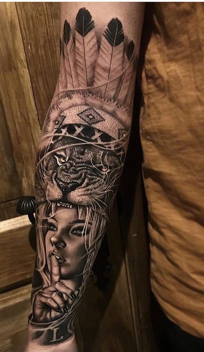 39+ Amazing and Best Arm Tattoo Design Ideas For 2019 Part 20