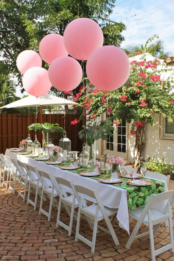 Your favorite helium-filled balloons are not just for kids birthday parties anym...