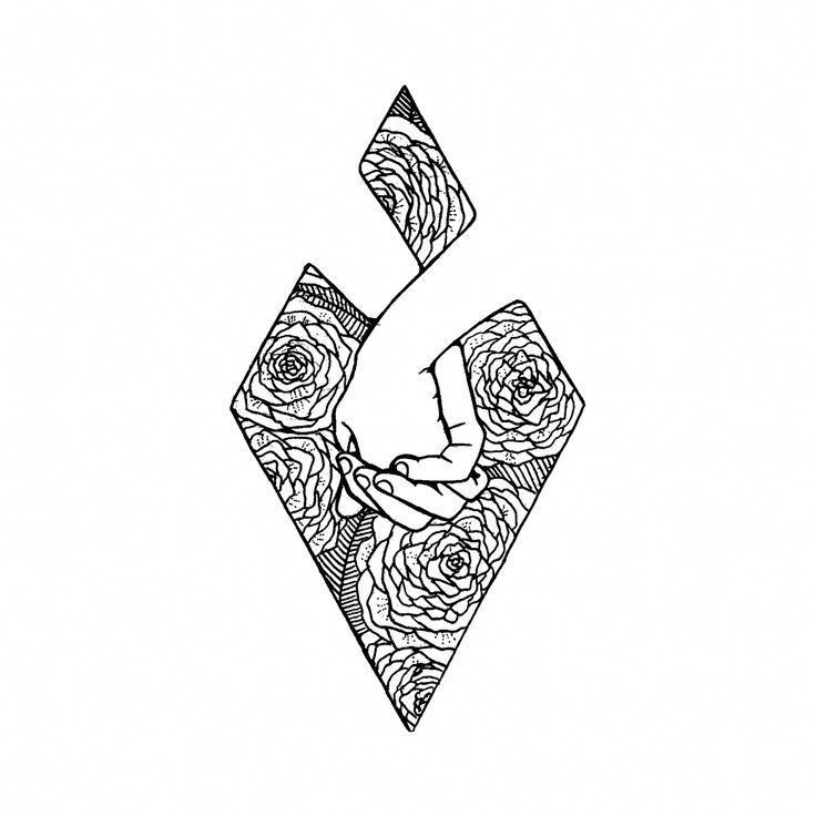 Image result for small geometric tattoo meanings #coolgeometrictattos