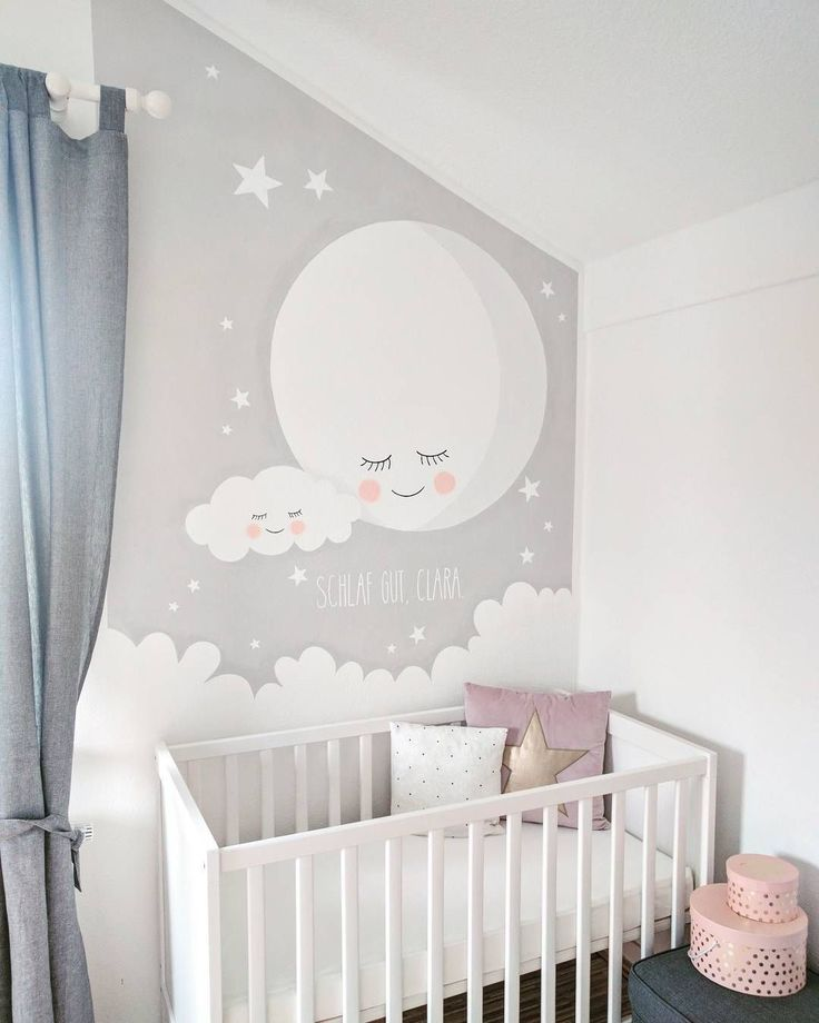 Baby Nursery: 27+ Easy and Cozy Baby Room Ideas for Girl and Boys #Baby #BabyRoo...