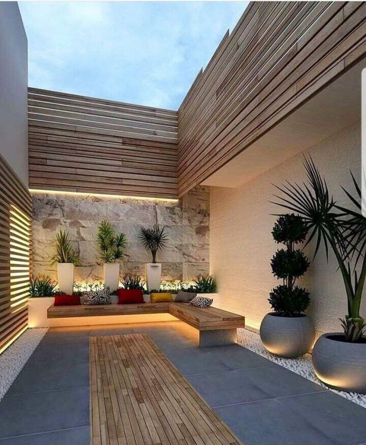 Small Garden Design Ideas #gardenideas #smallgardenideas #gardendesignideas  G