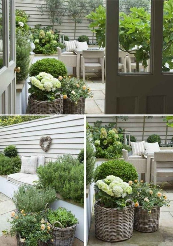 95 Inspiring Small Courtyard Garden Design Ideas