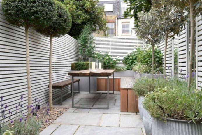 Latest Small Courtyard Garden Design Ideas For Your House 06