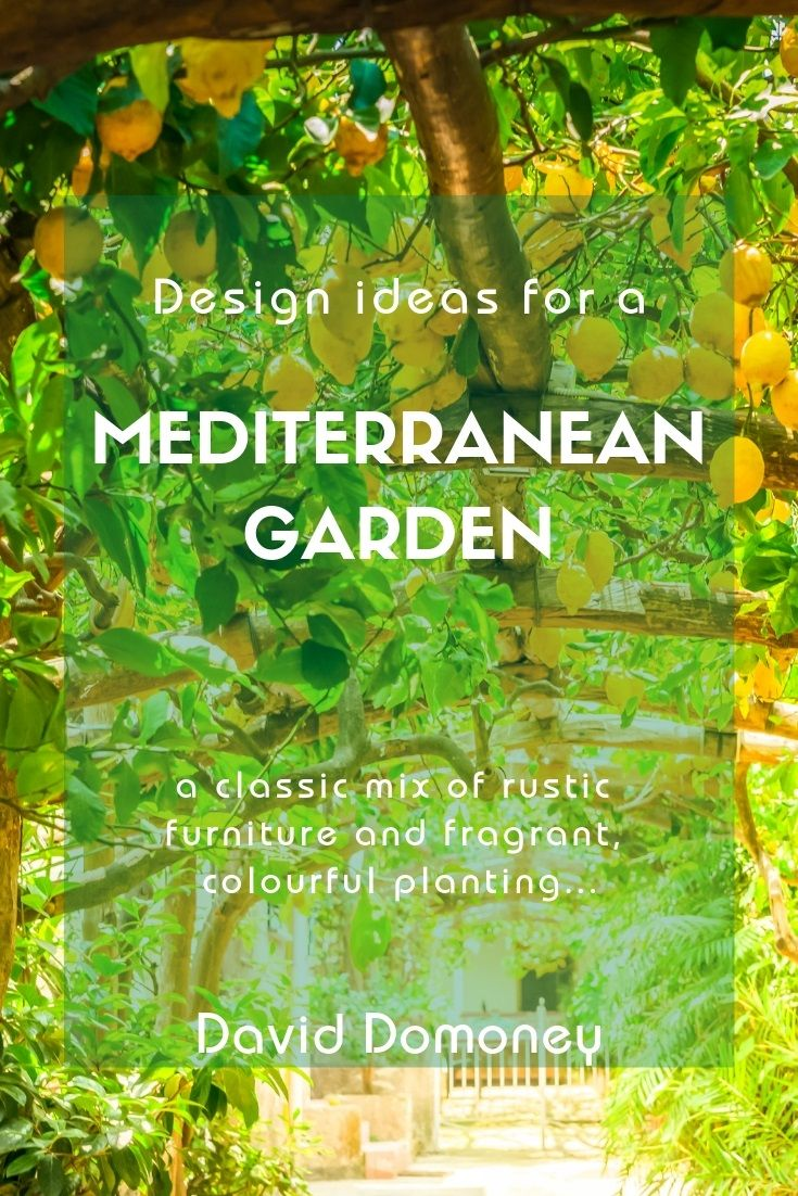 Here's all you need to know to plan and create a Mediterranean garden, from ...