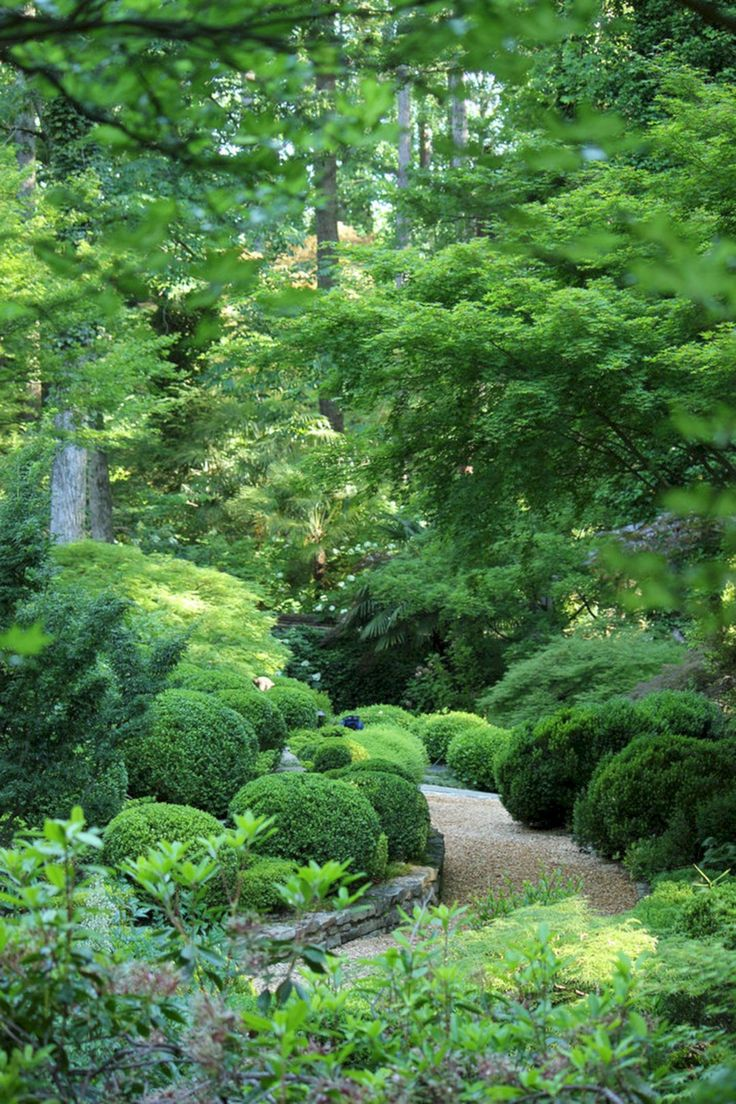 Affordable Beautiful Garden Path For Your Garden 33