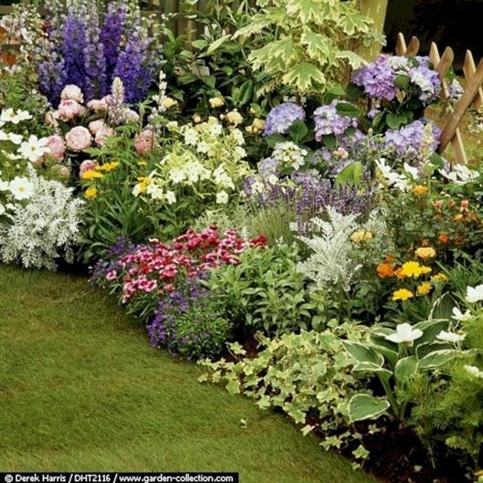 50 Most Beautiful Hydrangeas Landscaping Ideas To Inspire You 036 #LandscapingId...