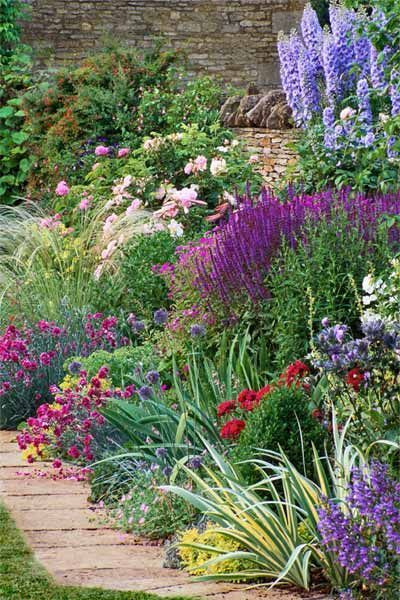 Annuals, Perennials, and Creating A Dreamy Garden — Hurd & Honey