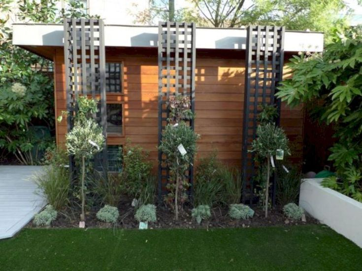 52 Latest Small Courtyard Garden Design Ideas For Your House | decoratrend.com