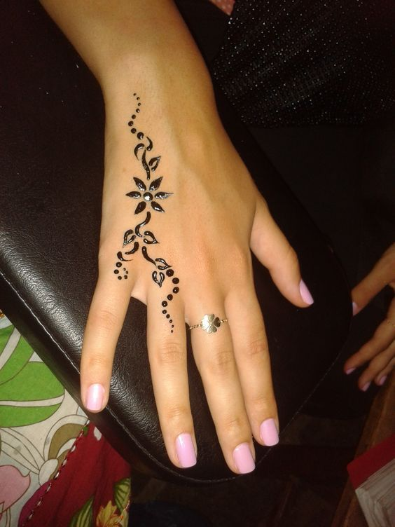 45 Henna Tattoo Designs For Girls To Try At least Once Koees Blog