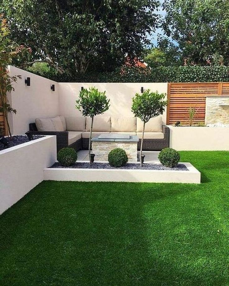 42 Garden Design Ideas at Home That Make You Cozy and Fresh