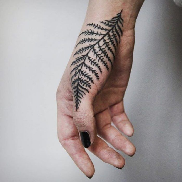 female hand tattoos - hand tattoos for girls - flower hand tattoos. Explore more...