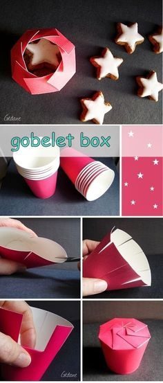 DIY Gift box | This is brilliant!!! - Anna Things and Thoughts