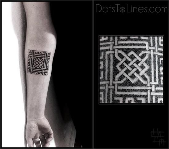 coolTop Geometric Tattoo - 150 Most Perfect Geometric Tattoos & Meanings awesome...