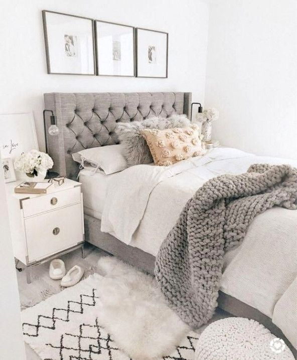 Beautiful Warm Thick Handmade Knitted Blanket #Coz... - #appartement #Beautiful ...