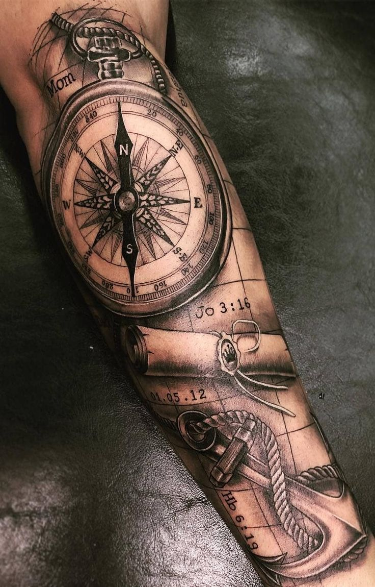 42 Best Arm Tattoos – Meanings, Ideas and Designs for This Year