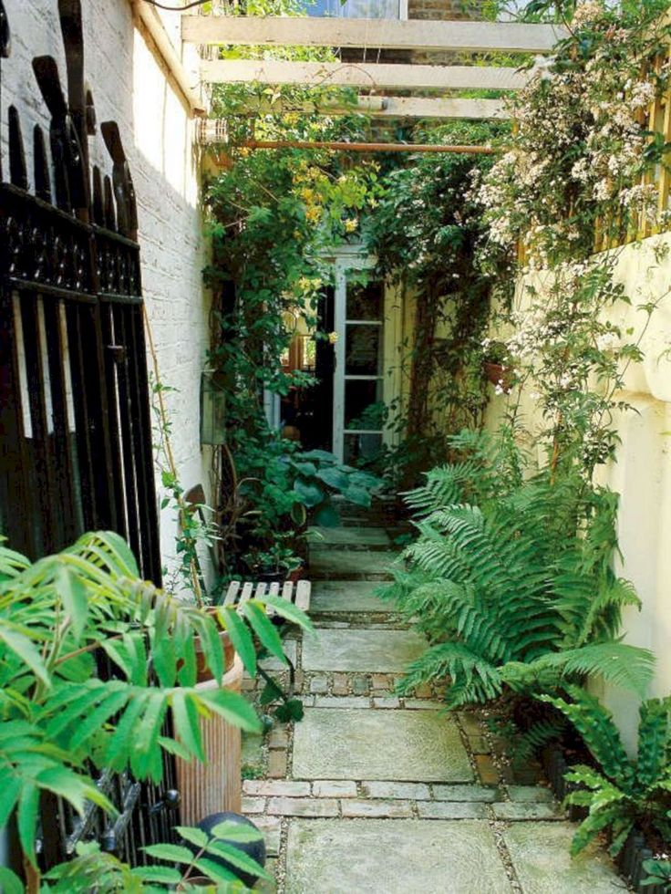 Cool 30+ Best Side Yard Garden Design Ideas For Your Beautiful Home Side Inspira...